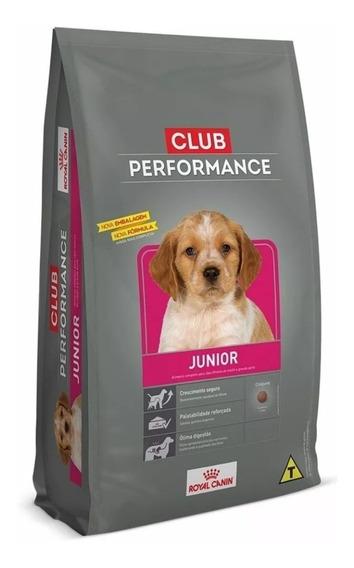 Ração Royal Canin Performance Júnior Filhote 15 Kg