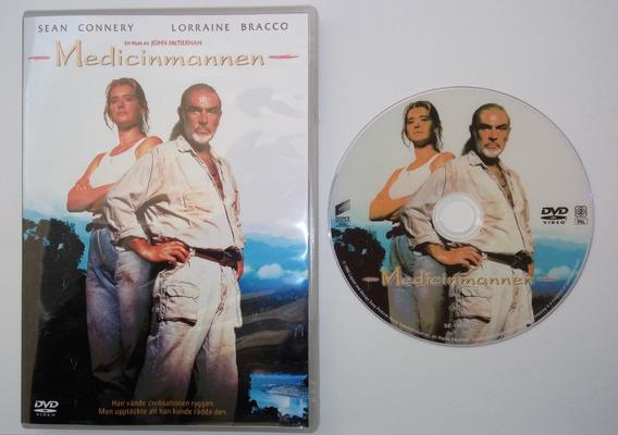 Dvd - O Curandeiro Da Selva (medicine Man) Sean Connery