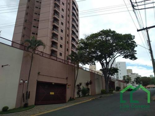 Apartamento À Venda, 92 M² Por R$ 570.000,00 - Jardim Proença - Campinas/sp - Ap1848