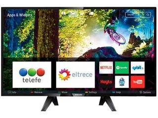 Smart Tv Philips 32phg5102/77 32 Hd Led Wifi Usb Tda Netflix