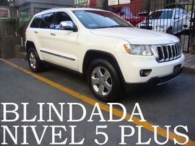 Grand Cherokee 2011 Blindada Nivel 5 Plus Blindaje Blindados