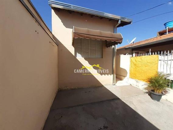 Casa Com 1 Dormitório Para Alugar, 40 M² Por R$ 500,00/mês - Vila Mollon Iv - Santa Bárbara D