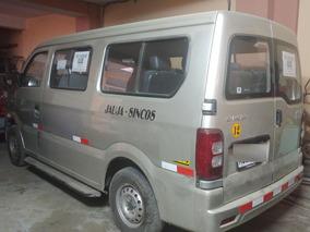 Minivan Changan 11 Pasajeros Venta Ocasion