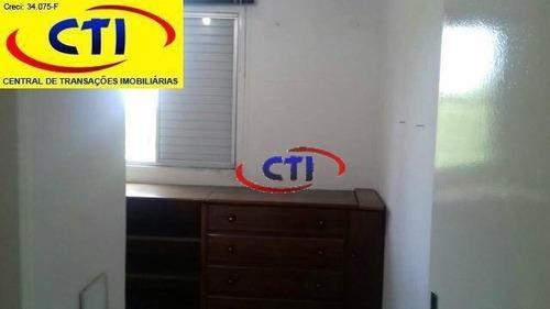 Imagem 1 de 30 de Apartamento Residencial À Venda, Santa Terezinha, São Bernardo Do Campo - Ap2548. - Ap2548