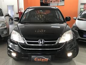 Cr-v 2.0 Exl 4x4 16v Gasolina 4p Automático