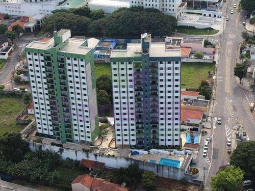 Imagem 1 de 30 de Apartamento A Venda, Residencial Vila Giuseppe, Jardim Ana Maria, Jundiaí - Ap10764 - 34267174