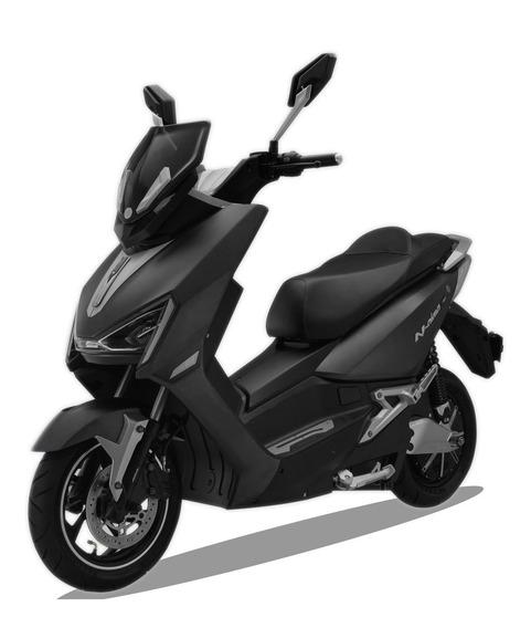 Moto Electrica Inteligente Aima Bosch T3 1800w Litio Negra
