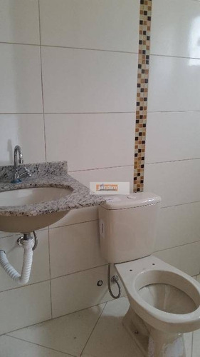 Cobertura Residencial À Venda, Vila Guarará, Santo André. - Co0614