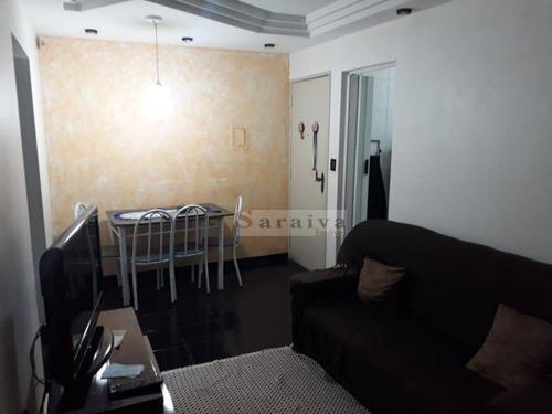Imagem 1 de 26 de Apartamento À Venda, 65 M² Por R$ 241.000,00 - Independência - São Bernardo Do Campo/sp - Ap1055