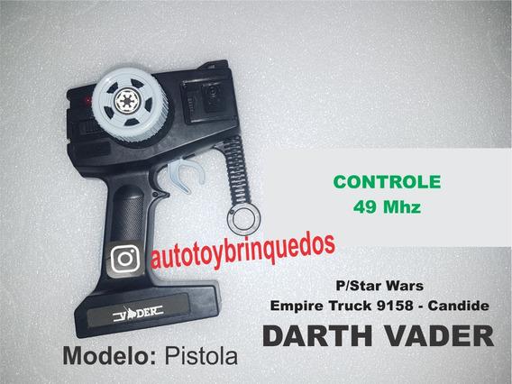 Controle Remoto 49mhz P/star Wars Empire Truck 9158-candide