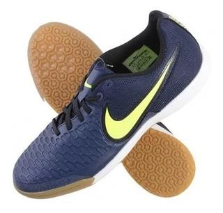 Chuteira Tênis Nike Futsal Magistax Pro Ic 7417 Eva Conforto
