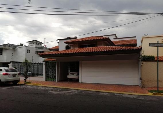 Casa En Venta Dentro De Fraccionamiento La Concepcion Cholula Puebla
