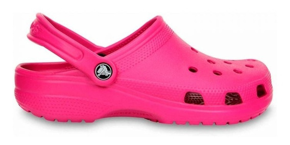 Crocs Classic Candy Pink Rosa Adultos En La Plata