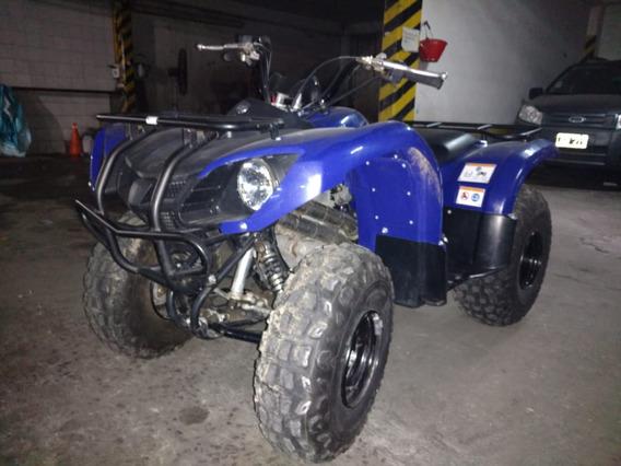 Yamaha Grizzly 125 2012 /kawacolor
