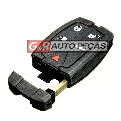 Chave Controle Alarme Freelander 2 Diesel 315mhz