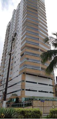 Apartamento 3 Suítes Alto Padrão Vista Mar Praia Grande - V671