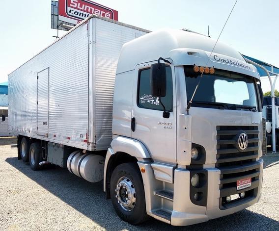 Vw 19-320 Truck Bau - Cabinado