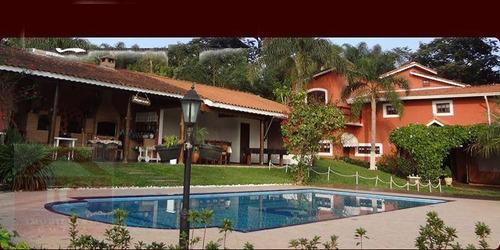 Chácara Com 4 Dormitórios À Venda, 2600 M² Por R$ 700.000,00 - Ibiúna - Ibiúna/sp - Ch0077
