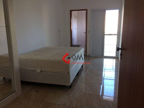 Apartamento Residencial À Venda, Baeta Neves, São Bernardo Do Campo. - Ap0432