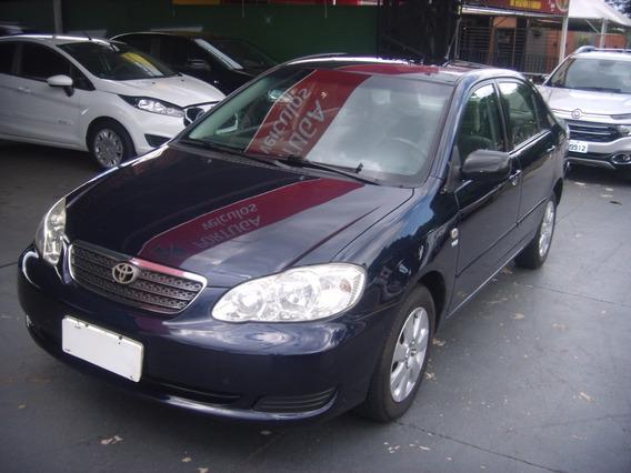 Corolla Xei 2007 Único-dono