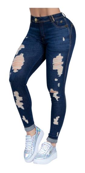 Calça Pit Bull Pitbull Pit Bul Jeans Original Re 33122 Linda