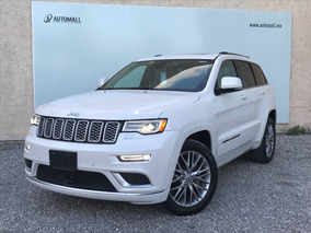 Jeep Grand Cherokee 5.7 Summit Elite Plinum 4x4 At 2017