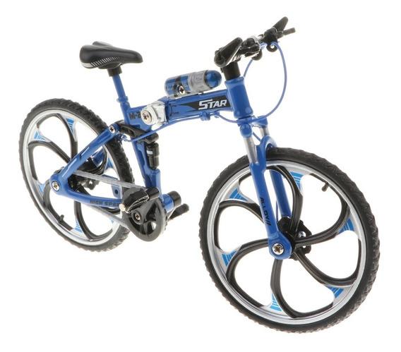 1 : 10 Escala Liga Diecast Bicicleta Modelo Artesanato Bicic