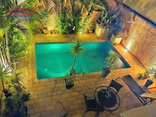 Imagem 1 de 17 de Casa Com 3 Dormitórios À Venda, 128 M² Por R$ 750.000,00 - Jardim Dos Pinheiros - Atibaia/sp - Ca4699