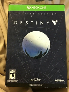 Destiny Limited Edition Xbox One Nuevo (en D3 Gamers)