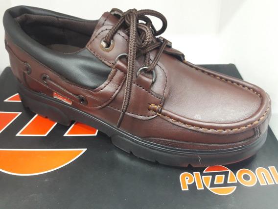 Zapato Cuero Hombre