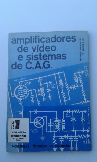 Livro - Amplificadores De Video E Sistemas De C A G Alcyone