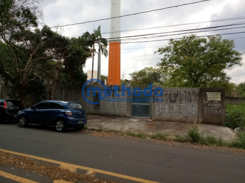 Terreno À Vendo No Parque Taquaral Em Campinas - Te00083 - 68379563