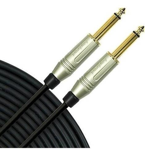 Cable Audio Mogami Plug Plug Ts Mono 5,48 Metros