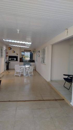 Vendo 2 Casas  Semi Mobiliada- Balneário Arroio Da Silva Sc - 2923