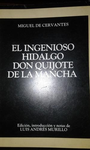 El Ingenioso Hidalgo Don Quijote De La Mancha Ii Cervantes