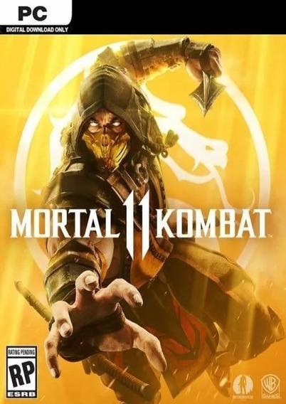 Mortal Kombat 11 Standard Edition Pc Steam Offline