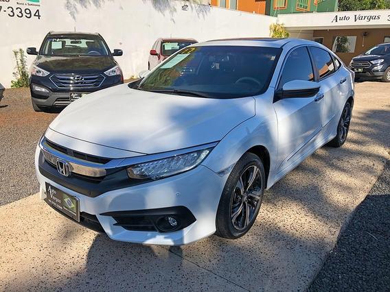 Honda Civic Touring 1.5 Turbo Cvt 2017