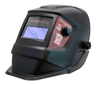 Máscara De Solda Com Regulagem Automática 9 A 13 Cr2 V8