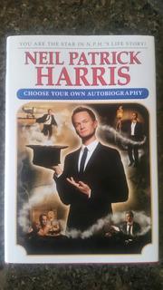 Libro Neil Patrick Harris Choose Your Own Autobiography