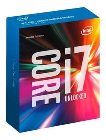 Processador Intel Core I7 7700k. 4.5 Ghz Lga 1151 Cache 8mb