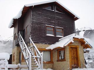 Cabaña Tipo Duplex , De Excelente Construccion Y Confort.