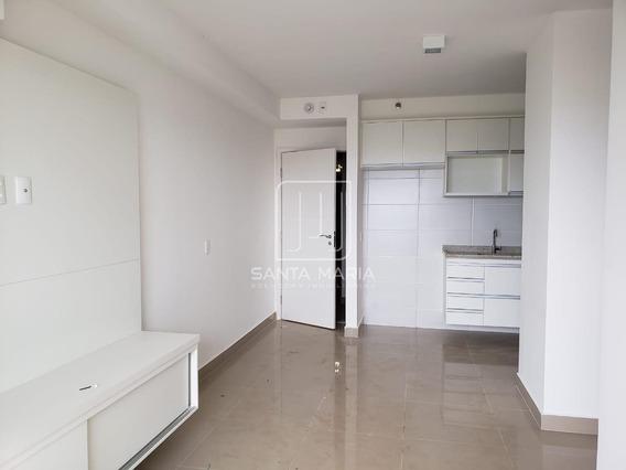 Flat (flat) 2 Dormitórios/suite, Cozinha Planejada, Portaria 24 Horas, Elevador, Em Condomínio Fechado - 59178aljll