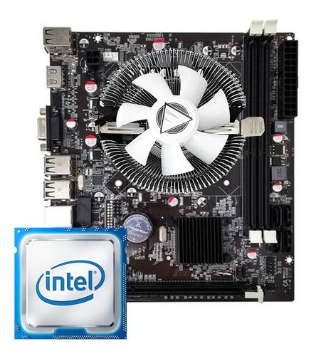 Kit Upgrade Core I5 + Placa Mãe Lga 1155 Oferta Limitada