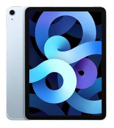 Imagem 1 de 4 de Apple iPad Air 4, Tela Liquid 10.9, 64gb, Wi-fi + Cellular