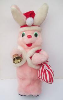 Conejo Duracell 1994 Navidad Antiguo Muñeco