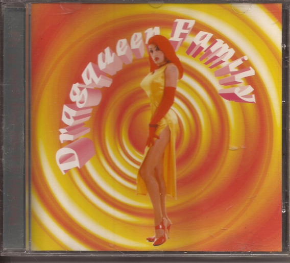 Cd Dragqueen Family - 1995 - Bmg-1326