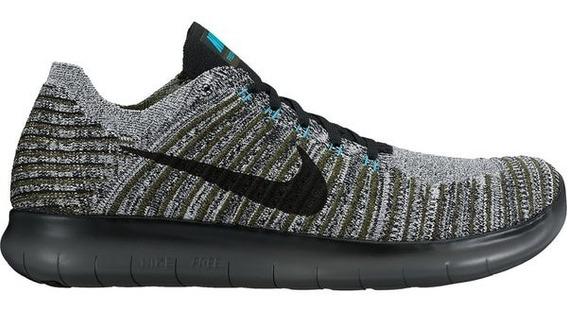 Tênis Nike Free Run Flyknit Road Running
