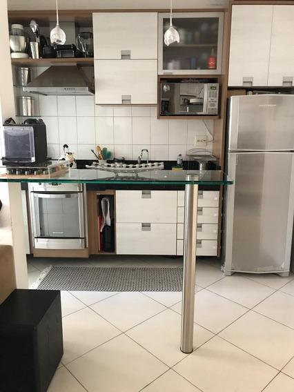 Apartamento Todo Mobiliado Assunção - Sbc