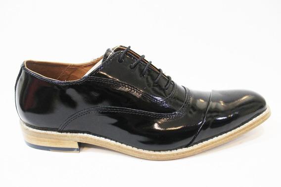 Zapato Vestir Cuero Hombre Art 6683. Marca Blood South