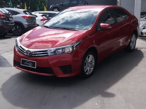 Toyota Corolla 1.8 Gli Upper 16v Flex 4p Automático